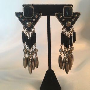 Fashion Statement Dangle Pierced Earrings